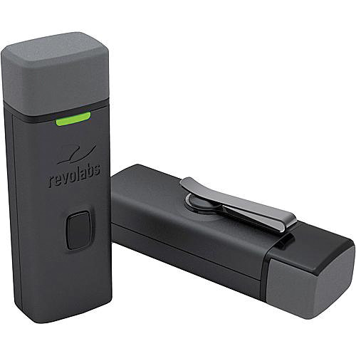 Revolabs HD MaxSecure Wearable Wireless Microphone with RF Armor