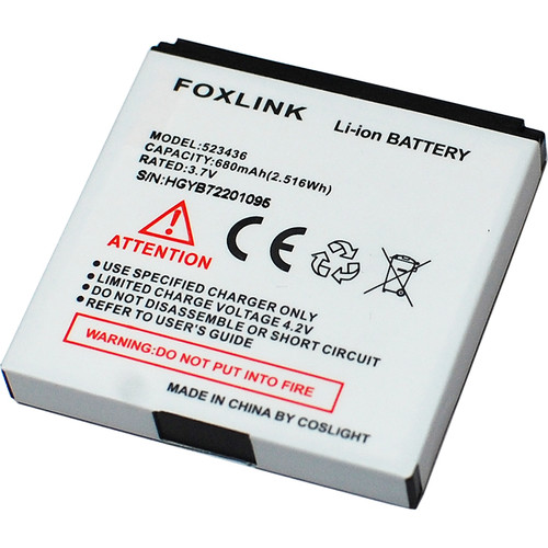 Revolabs 07-FLXHDDIALERBAT-01 Rechargeable Dialer Battery for FLX Conference Phone