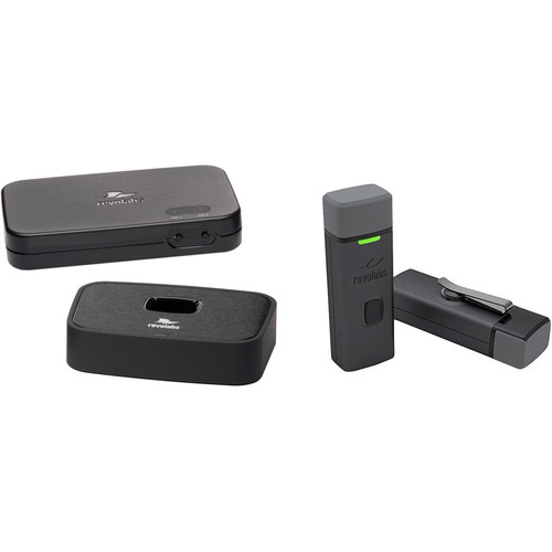 Revolabs Single Executive HD Wearable Wireless Microphone System Kit