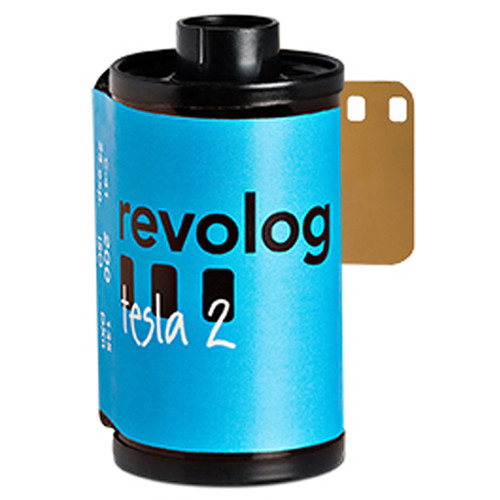 REVOLOG Tesla 2 200 Color Negative Film (35mm Roll Film, 36 Exposures)
