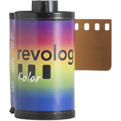 REVOLOG Kolor Special-Effect, Color Negative Film (35mm Roll Film, 36 Exposures)