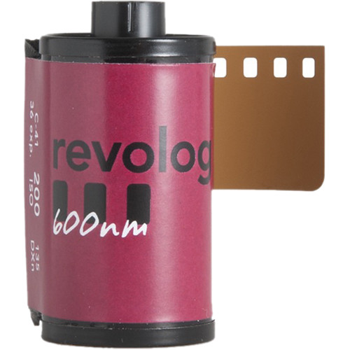REVOLOG 600nm Special-Effect, Color Negative Film (35mm Roll Film, 36 Exposures)