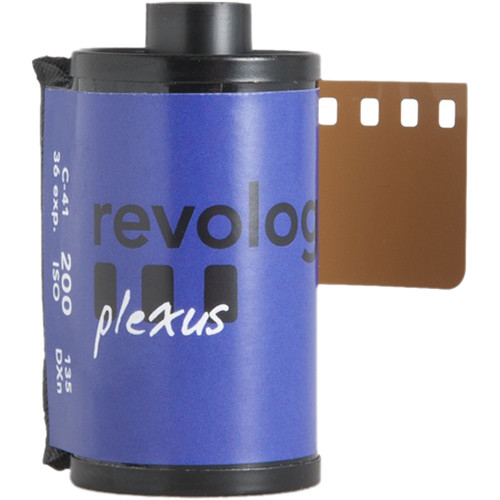 REVOLOG Plexus Special-Effect, Color Negative Film (35mm Roll Film, 36 Exposures)