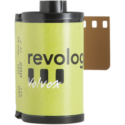 REVOLOG Volvox Special-Effect, Color Negative Film (35mm Roll Film, 36 Exposures)