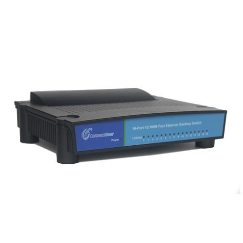 RF-Link 16-Port 10/100 Mb/s RJ-45 Ethernet Desktop Switch