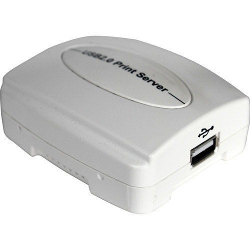 RF-Link 1-Port Multi-Protocol USB 2.0 Print Server