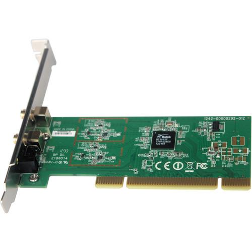 RF-Link Wireless N PCI Adapter