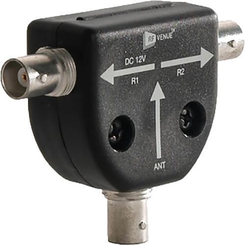 RF Venue 2X1SPLIT Passive Splitter/Combiner (10 to 1000 MHz)