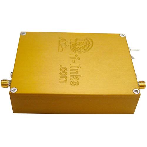 RF-Links 2-Watt Wideband Linear Amplifier for 45-1000 MHz Band