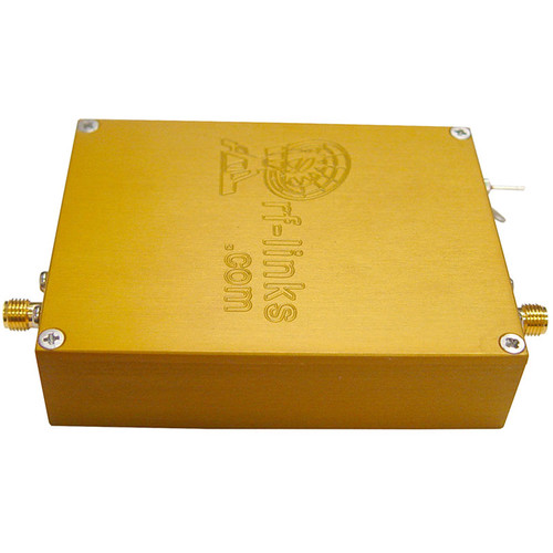 RF-Links 5-Watt Wideband Linear Amplifier for 50-1000 MHz Band