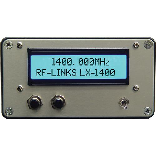 RF-Links LX-1400H Video/Audio Transmitter 1.4 GHz (NTSC, PAL)