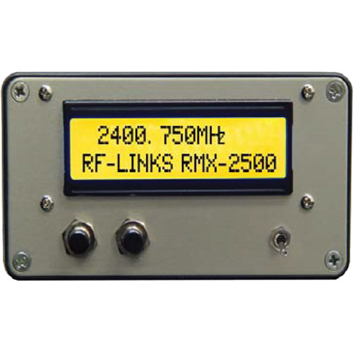 RF-Links RMX-2500 2.4 Ghz Audio / Video Receiver