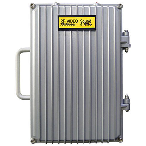 RF-Video TVX-30900/1 Audio/Video Transmitter 30 MHz - 920 MHz