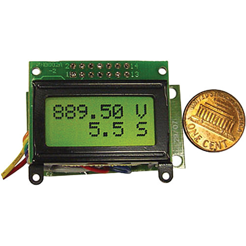 RF-Video Video Transmitter for VHF/UHF Frequencies from 30 to 920 MHz for ML-1000 Recevier