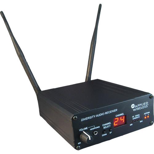 RFvenue PAR900M 24-Channel FM Pro Audio Receiver
