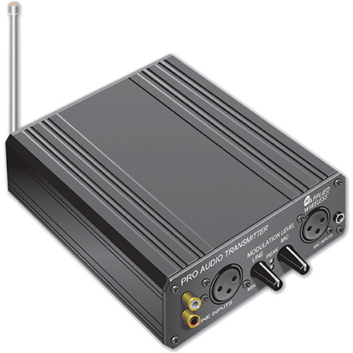 RFvenue PAT900 24-Channel FM Audio Transmitter