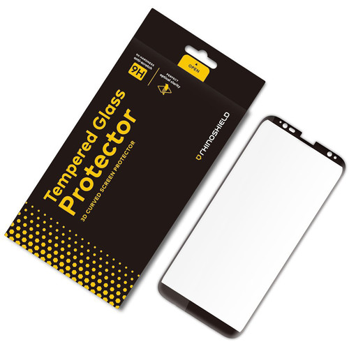 RhinoShield Full Adhesive Tempered Glass Screen Protector (Samsung Galaxy S9+)