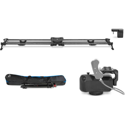 Rhino Camera Gear Time-Lapse Slider Bundle