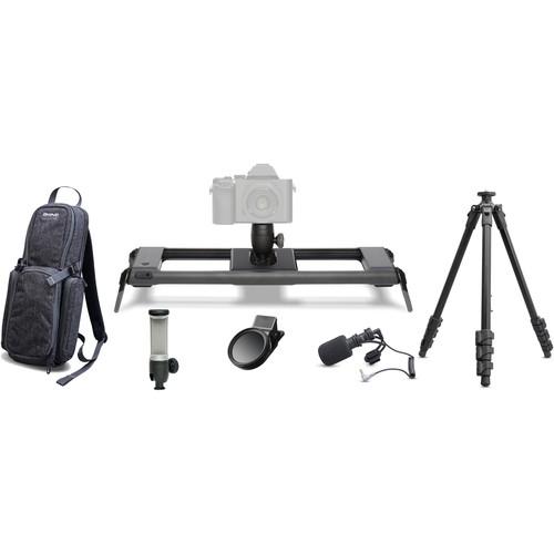 "Rhino Camera Gear RŌV Pro Motorized Slider Everyday Bundle (8"")"