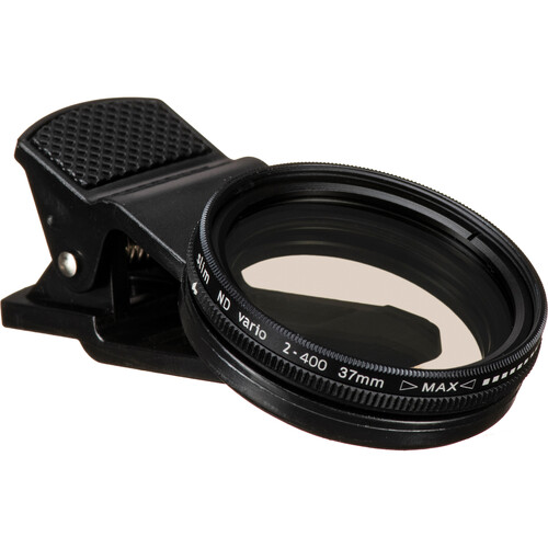 Rhino Camera Gear Variable ND Filter for Smartphones