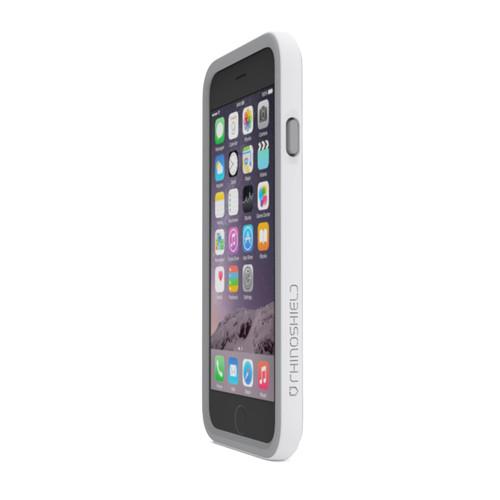 Rhino Shield Crash Guard Bumper for iPhone 6 Plus/6s Plus (White)