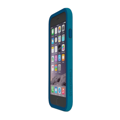 RhinoShield Crash Guard Bumper for iPhone 6 Plus/6s Plus (Blue)