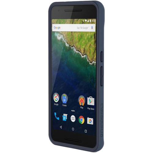 RhinoShield Crash Guard Bumper for Huawei Google Nexus 6P (Dark Blue)