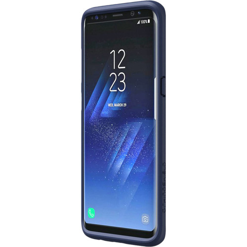 RhinoShield CrashGuard Bumper for Galaxy S8 (Dark Blue)