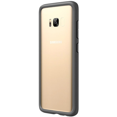RhinoShield CrashGuard Bumper for Galaxy S8+ (Gray)