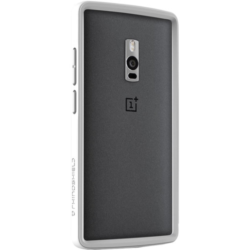 RhinoShield CrashGuard Bumper for OnePlus 2 (White)
