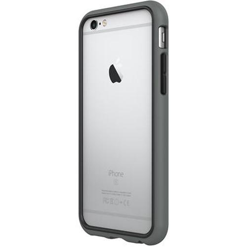 Rhino Shield CrashGuard 2.0 Bumper for iPhone 6 Plus/6s Plus (Dark Gray)