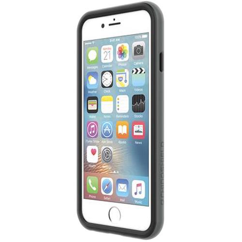 Rhino Shield CrashGuard Bumper for iPhone 7 (Dark Gray)