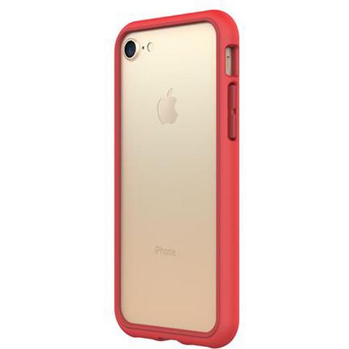 RhinoShield CrashGuard Bumper for iPhone 7/8 (Red)