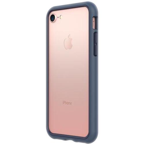 RhinoShield CrashGuard Bumper for iPhone 7 (Dark Blue)