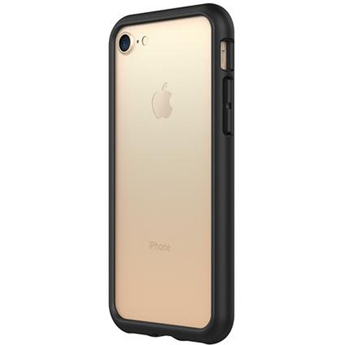 RhinoShield CrashGuard Bumper for iPhone 7 (Black)