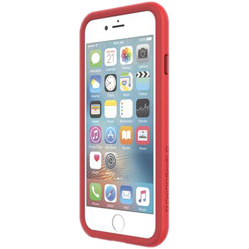 RhinoShield CrashGuard Bumper for iPhone 7 Plus/8 Plus (Red)
