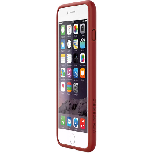 RhinoShield PlayProof Case for iPhone 6 Plus/6s Plus (Red)