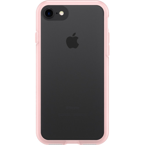 RhinoShield PlayProof Case for iPhone 7 (Clear/Pink)