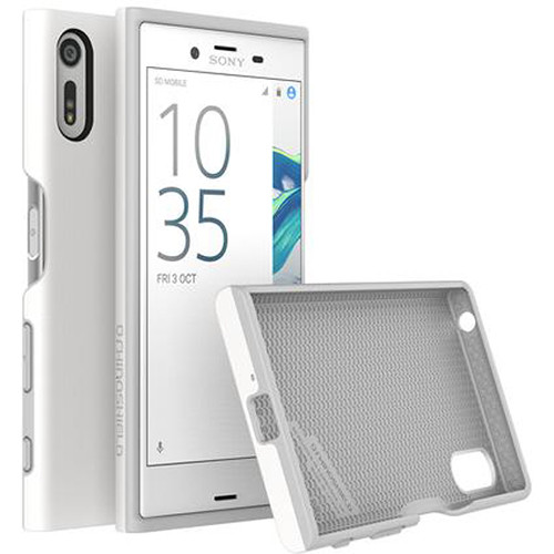 RhinoShield PlayProof Case for Xperia XZ (White)