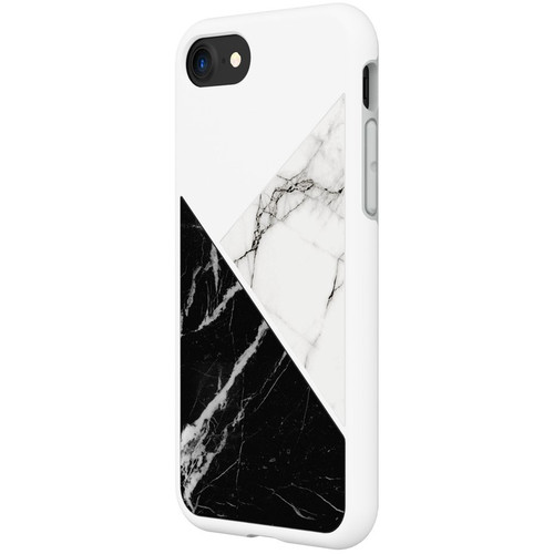 RhinoShield SolidSuit Case for iPhone 7/8 (White Marble)