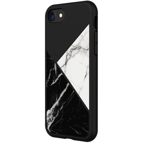 RhinoShield SolidSuit Case for iPhone 7 (Black Marble)
