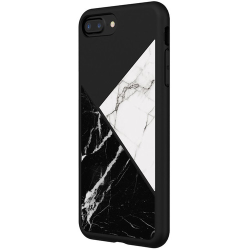 RhinoShield SolidSuit Case for iPhone 7 Plus (Black Marble)