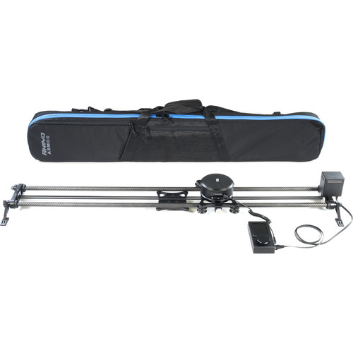Rhino Camera Gear Time-Lapse Slider Bundle