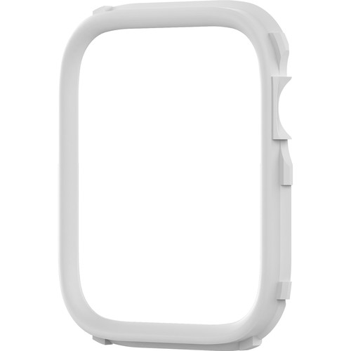 RhinoShield CrashGuard NX Rim for Apple Watch (38/40mm, White)