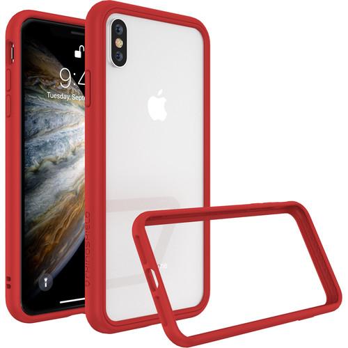 RhinoShield CrashGuard NX iPhone X/XS Case (Red)