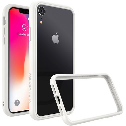 RhinoShield CrashGuard NX iPhone XR Case (White)