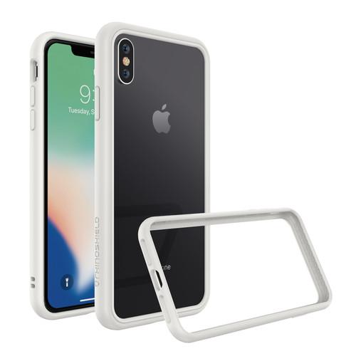 RhinoShield CrashGuard NX iPhone XS Max Case (White)