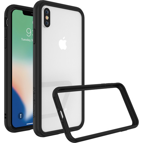 RhinoShield CrashGuard NX iPhone XS Max Case (Black)