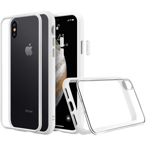 RhinoShield Mod NX iPhone XS Case (White)
