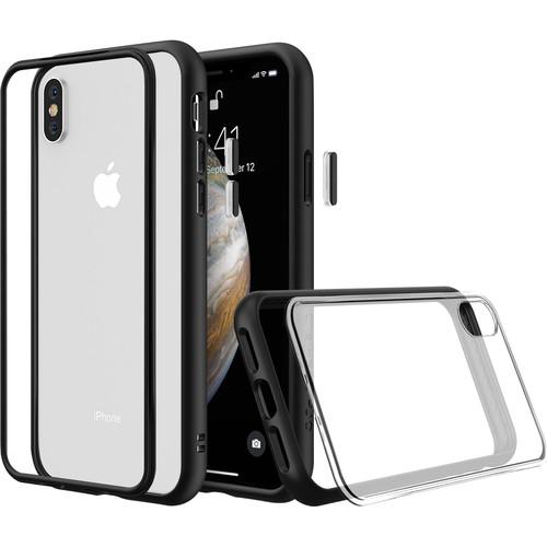 RhinoShield Mod NX iPhone XS Case (Black)